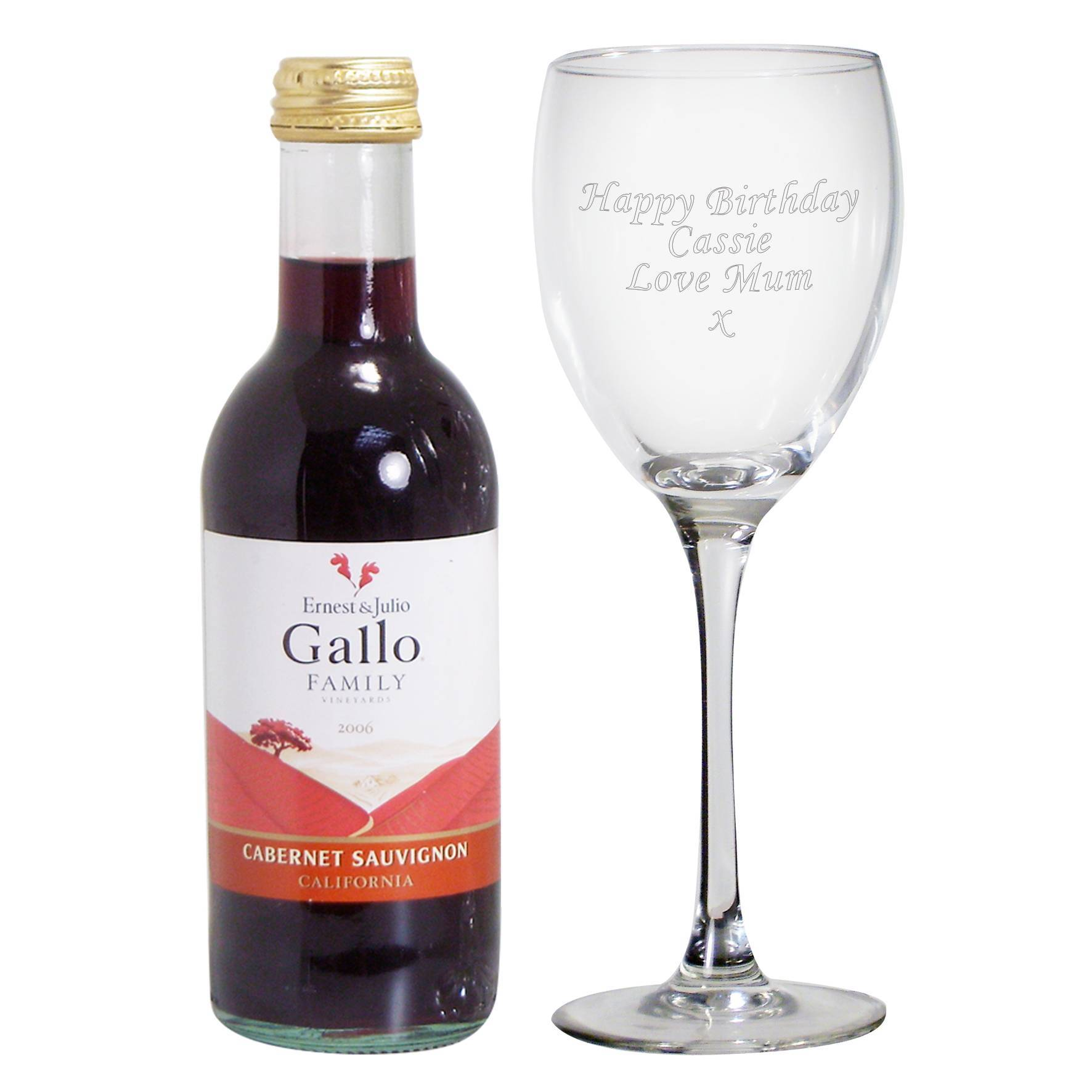 Personalised Wine Spirit Gift Sets Personalised