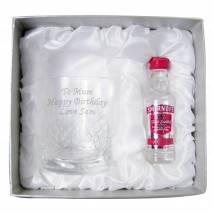 Crystal & Vodka Gift Set