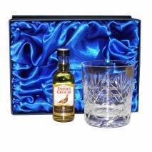 Crystal & Whisky Gift Set