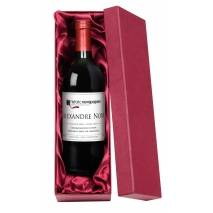 'Classic' Corporate Personalised Red Wine