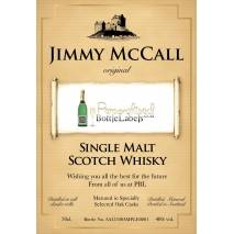 'Traditional' Single Malt with Personalised Message