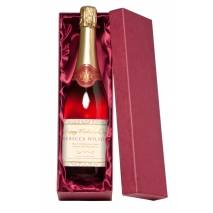 """Personalised """"Mother's Day"""" Sparkling Rosé Wine"""