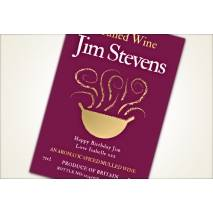 Personalised Mulled Wine Label - traditional design
