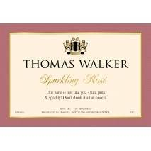 """""""Any Occasion"""" Sparkling Rosé Wine - Personalised"""