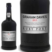 Personalised Ruby Port - Grey