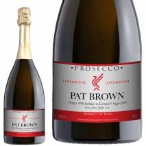 Personalised Liverpool Prosecco - Red Label for any occasion