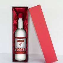 Personalised Liverpool Vodka Gift - Any Occasion