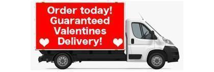 Valentines Day Delivery