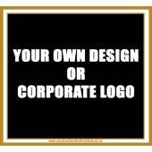Corporate or Own Design Bottle Label and Message