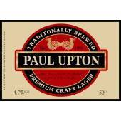 Personalised Craft Lager Label For Any Occasion