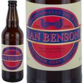 Personalised Welsh Craft Bitter Ale for Any Occasion