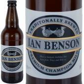 Personalised Craft Black Mild Ale for Any Occasion from Great Orme Brewery