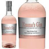 Personalised Rhubard Gin for Any Occasion