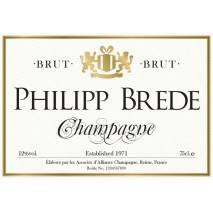 Classic - Personalised Champagne