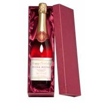 "Personalised ""Birthday"" Sparkling Rosé Wine"