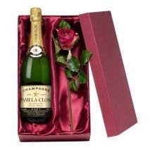 Authentic Star - Personalised Champagne