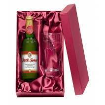 "Personalised ""Happy Birthday"" Lager Gift Set"