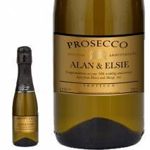 Personalised Mini Mionetto Prosecco for Any Occasion