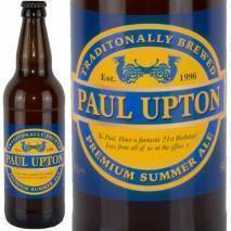 Personalised Craft Summer Ale for Any Occasion from Great Orme Brewery