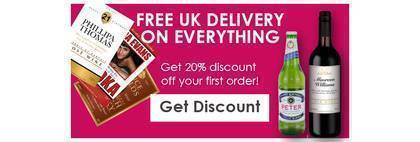 FREE UK DELIVERY ON EVERYTHING