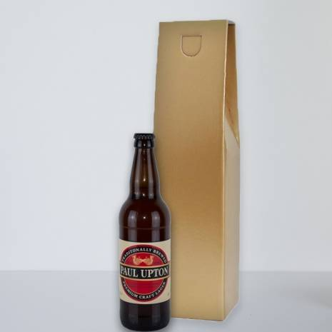 Personalised Snowdon Craft Lager for Any Occasion from Great Orme Brewery